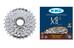 Shimano CS-HG51 Kassette 11-30 & KMC X-8-99 Kette 8-fach